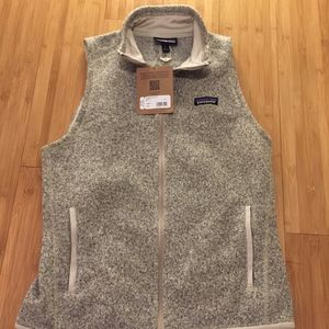 Women's Patagonia M Better Sweater Vest